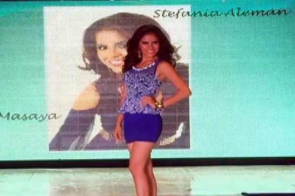Miss Mundo Nicaragua elige hoy el mejor traje de fantasía