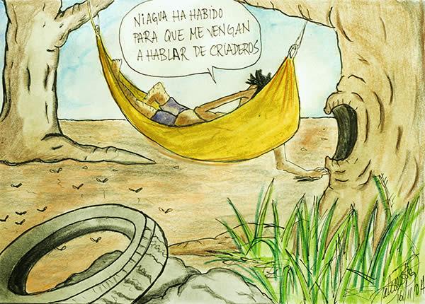 Excusas Peligrosas - Caricatura - 17/11/14