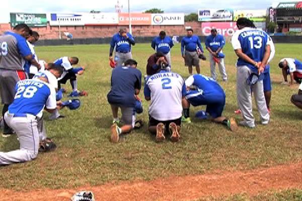 Selección de béisbol ya está lista para debutar frente a República Dominicana