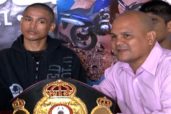 Bufalo Boxing presenta cartelera para el 17 de Julio