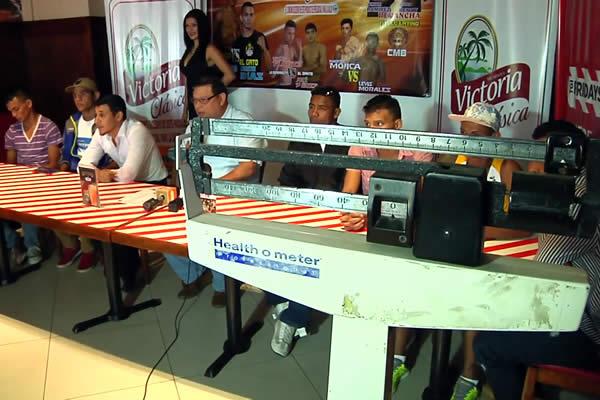 Pinolero Boxing anuncia velada boxística para el 5 de Diciembre