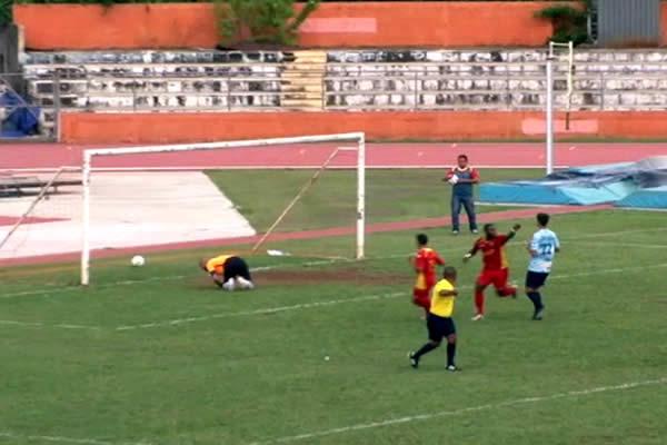 Fútbol nacional entra en etapas de semifinales