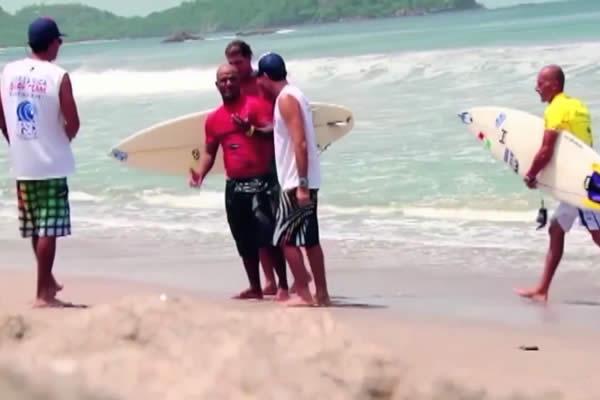 Playa Maderas albergará los X Juegos Centroamericanos de Surf
