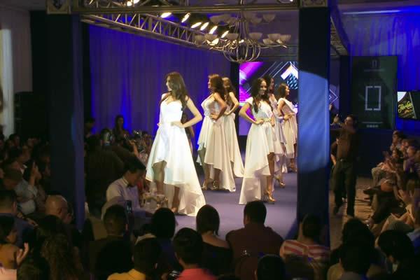 Miss Nicaragua presentó a las candidatas oficiales
