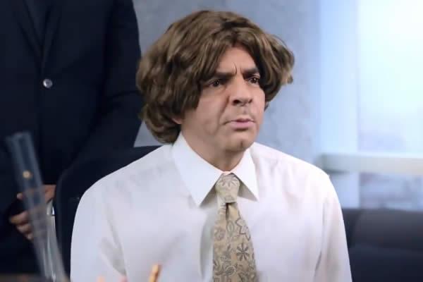 Eugenio Derbez realizó una parodia de Donald Trump