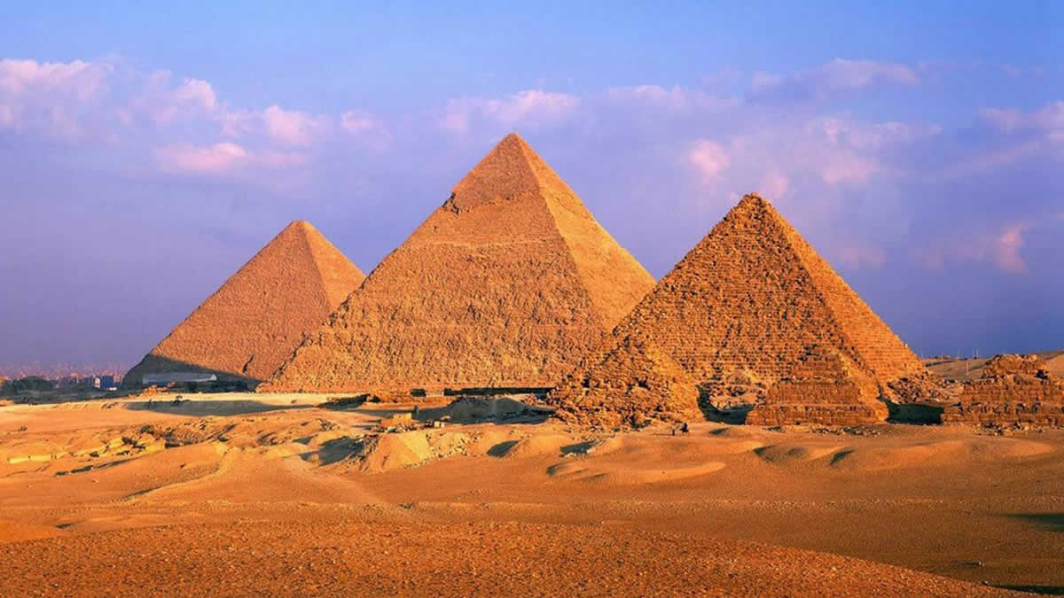 Pirmides de Egipto Sabs como se construyeron
