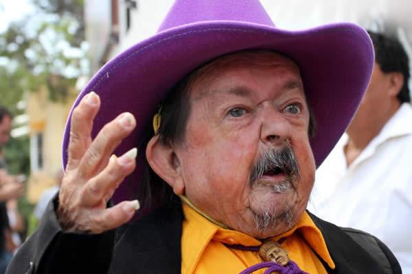 Muere el comediante mexicano margarito a los 80 a os Noticias del espectaculo mexicano