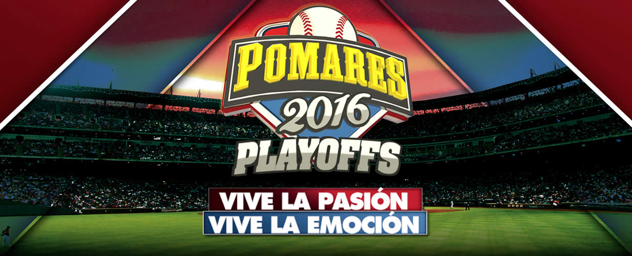 Playoffs Liga Germán Pomares Ordóñez
