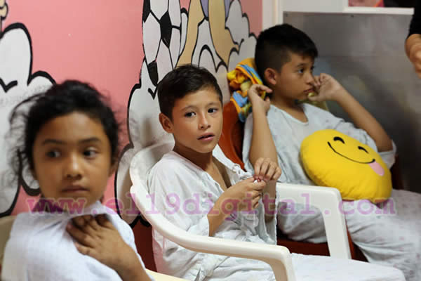 "Realizan operación de hernia en el hospital Manuel de Jesús Rivera ""La Mascota"""