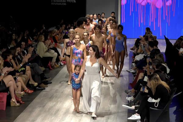 Así fue el primer día del Mercedes Benz Fashion Week Panamá 2016