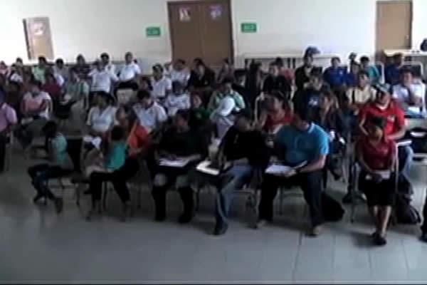SINAPRED continúa capacitación en Matagalpa