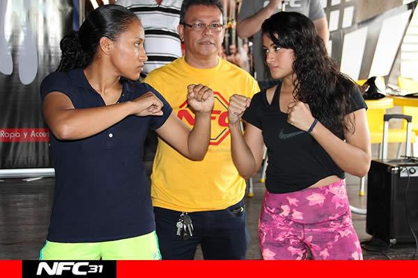 Dayana Rodriguez, la gladiadora de Xtreme Kombat Academy