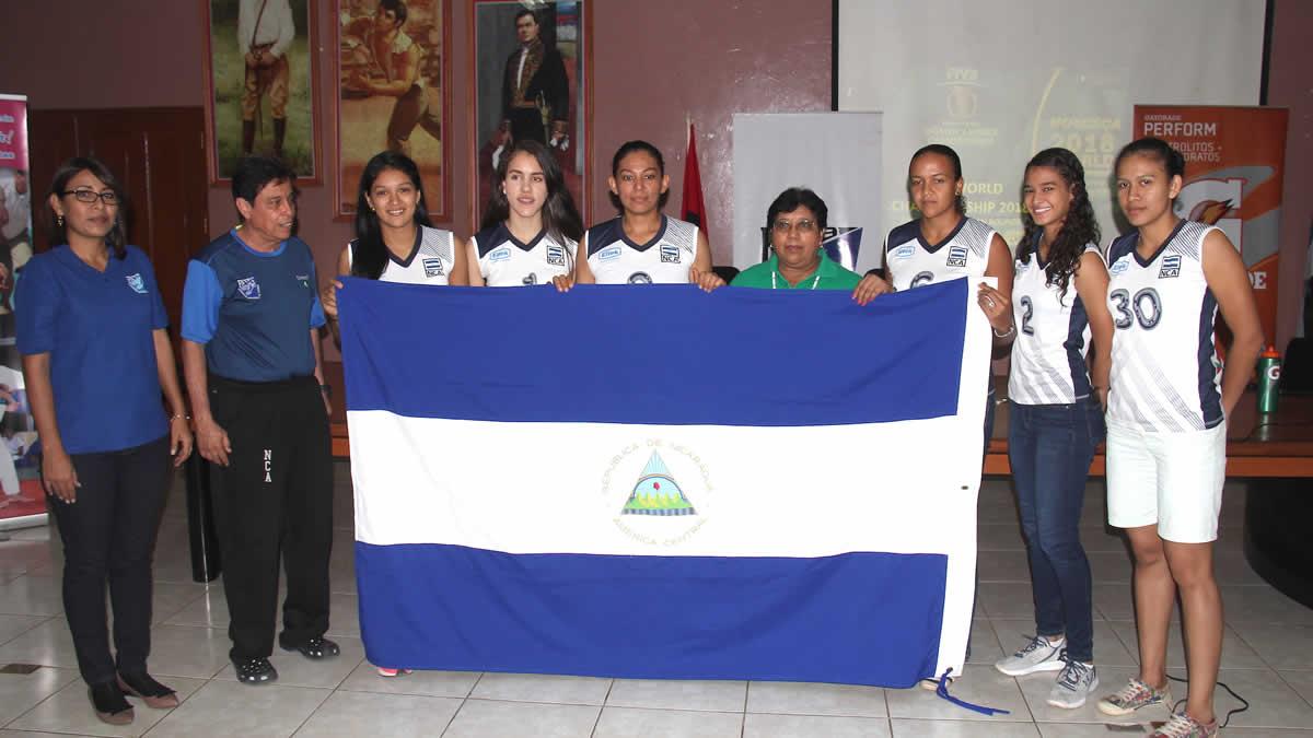 Nicaragua sede de eliminatoria de voleibol