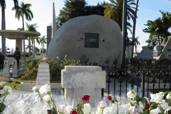 fidel-cementerio