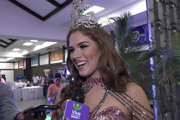 El carnaval Alegría por la Vida tiene nueva reina