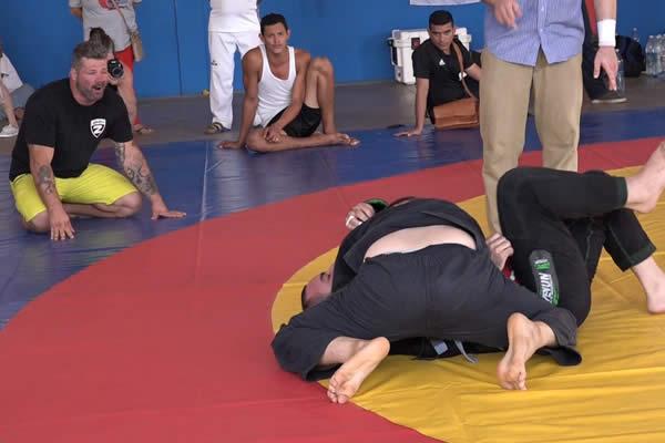 Nicaragua fue sede del Campeonato Centroamericano de Jiu Jitsu