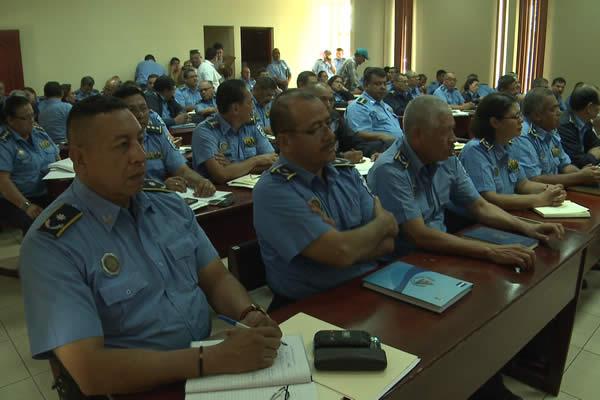 Policía Nacional se prepara para fin de semana largo