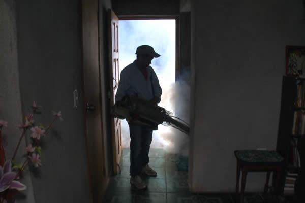 Barrio Salomón Moreno se une a la Lucha Anti Epidémica