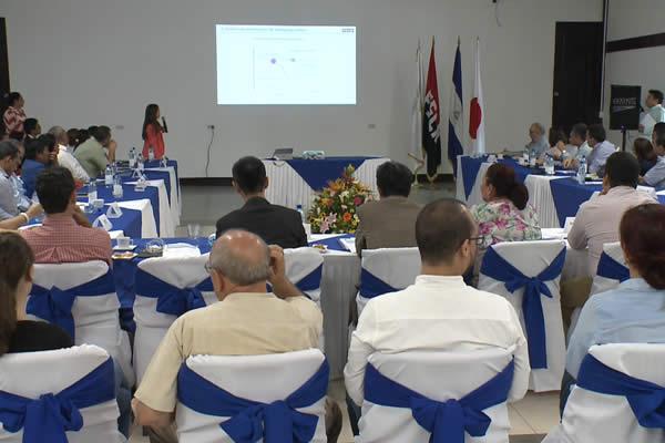 Presentan nuevo avance del Plan Maestro de Desarrollo Urbano de Managua