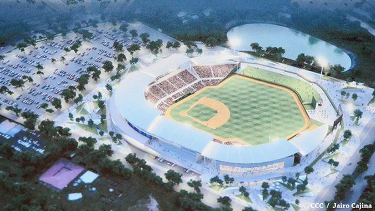 El nuevo estadio nacional de b isbol ser inaugurado en for Puerta 27 estadio nacional