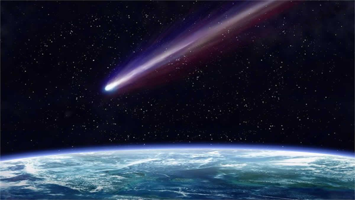 Lluvia de meteoros esconde un peligro que podría arrasar continentes enteros