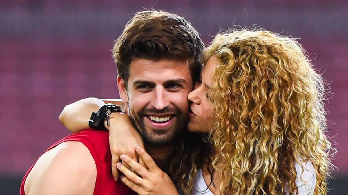 Gerard Piqué quiere ampliar la familia que tiene con Shakira