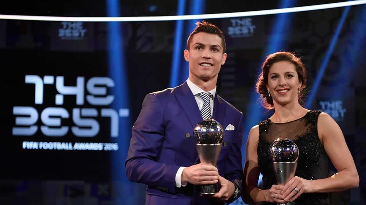 El premio The Best de la Fifa cambia por completo de formato