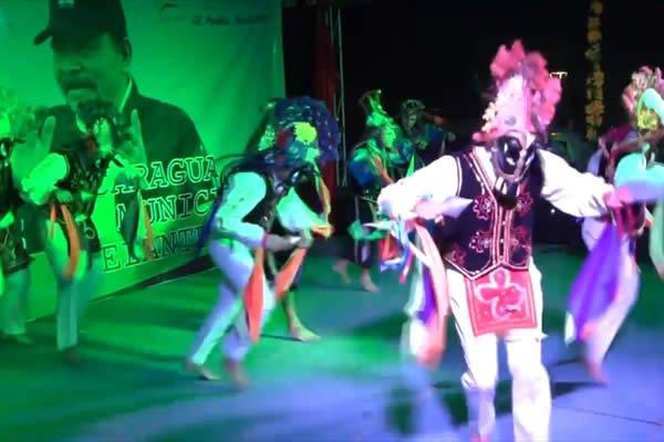 INTUR celebra alegre gala cultural en Esteli
