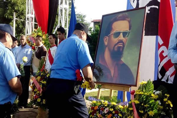 Nicaragua conmemora el 81 natalicio del Comandante Carlos Fonseca Amador