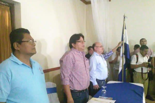 Consejo Supremo Electoral juramenta a miembros de Consejos Municipales