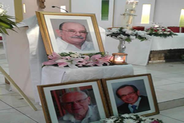 5 Días del transito a la inmortalidad del Padre Miguel D´Escoto