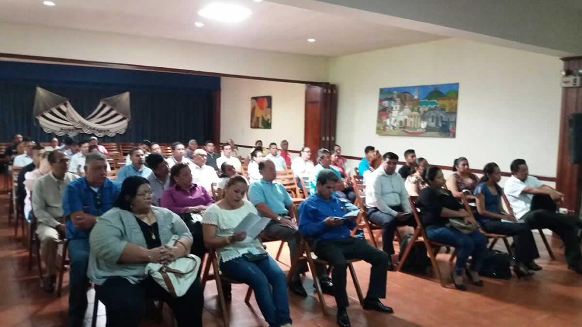 CSE juramenta a Consejos Electorales de Managua