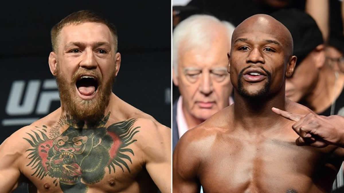 Combate Mayweather-McGregor ya tendría fecha tentativa