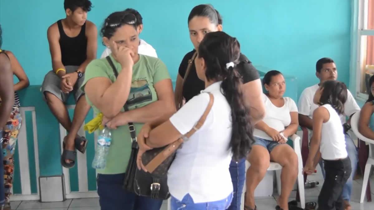 Apoyo Internacional en la búsqueda de la embarcación desaparecida