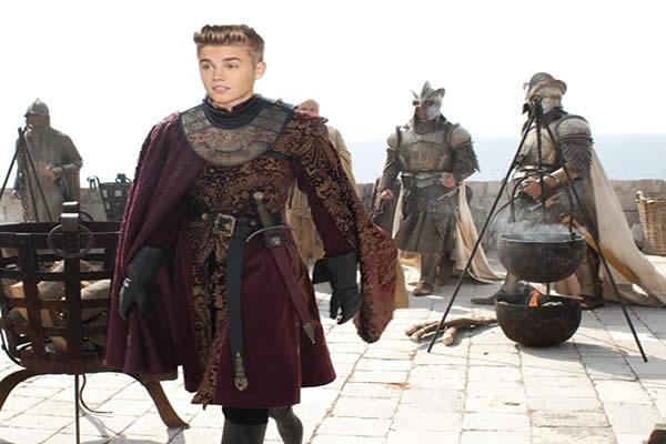 Justin Bieber podría ser Cameo en Games of Thrones