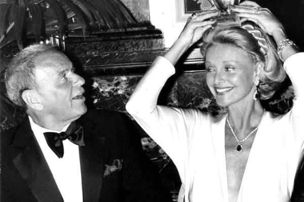 fallece Barbara Sinatra, viuda de Frank Sinatra memorable actor