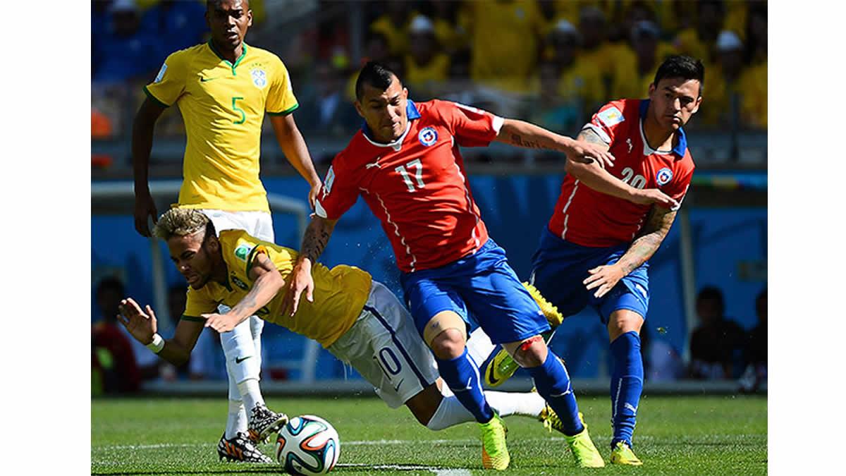 Brasil recibirá a Chile en Sao Paulo por Clasificatorias — Ya es oficial