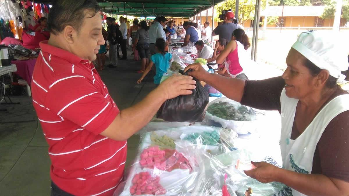 Una dulce Feria para celebrar la Gritería Chiquita