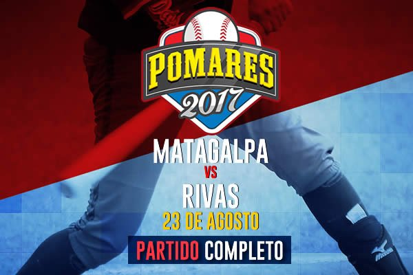 Matagalpa vs. Rivas - [Partido Completo] - [23/08/17]