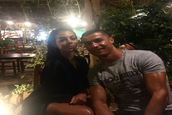 Georgina Rodríguez novia de CR7 confirma embarazo