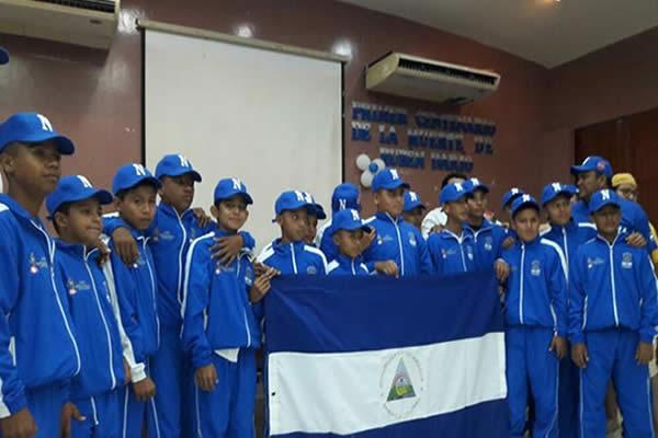 Copa Mundial de béisbol sub 12 culmina con memorable participación de Selección Nica