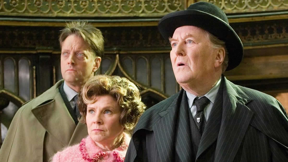 Muere actor de la saga Harry Potter