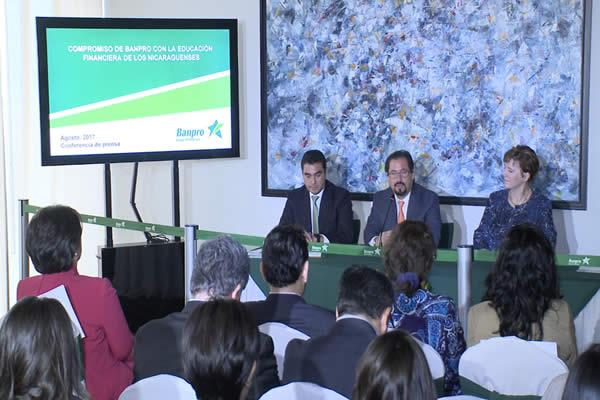 BANPRO creara oficina de servicio en instrucción de finanzas