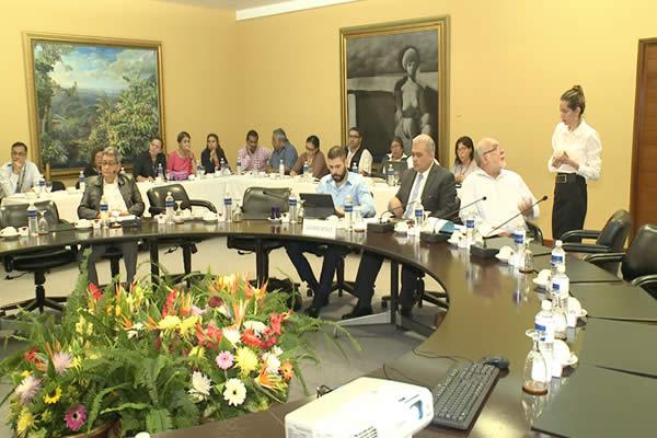 Cámara de comercio nicaragüense fortalece alianza público-privada