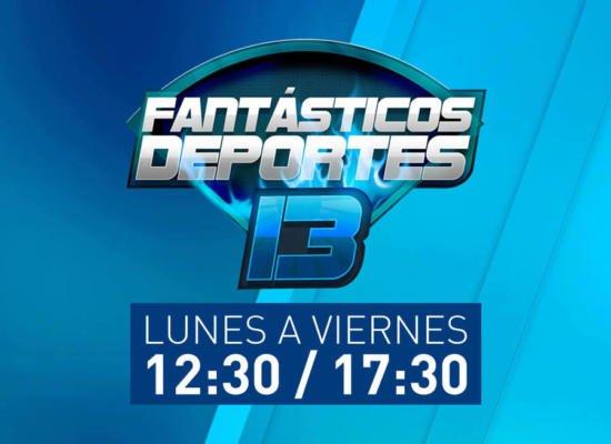 Los Fantásticos Deportes 13 - Edición Estelar