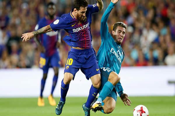 Real Madrid vs. Barcelona nuevamente frente a frente en Supercopa española