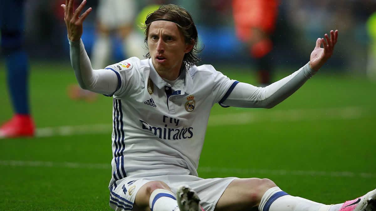 El Madrid se quedó sin pasillo