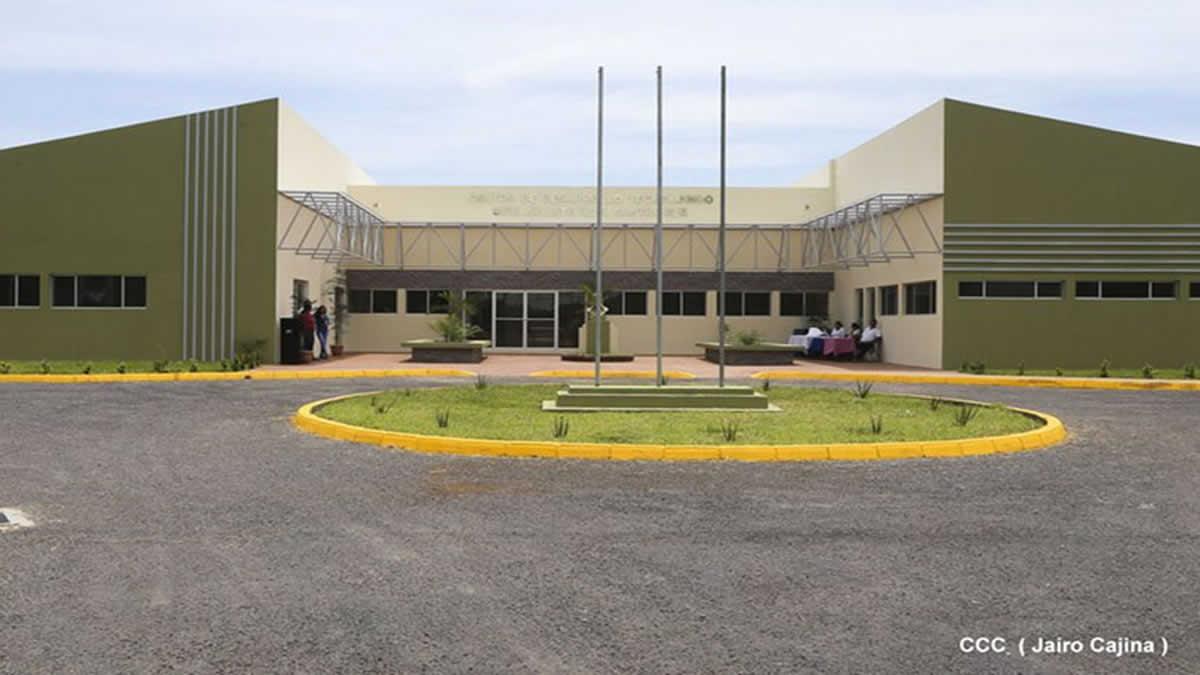 "Posoltega inaugura este domingo el Centro de Desarrollo Tecnológico ""Comandante Fidel Castro Ruz"""
