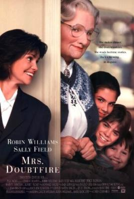 Cine Familiar - Mrs. Doubtfire