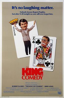 Cine del 13 - The King of Comedy